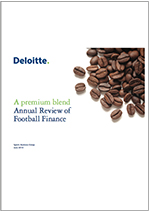 A premium blend Annual Review of Football Finance