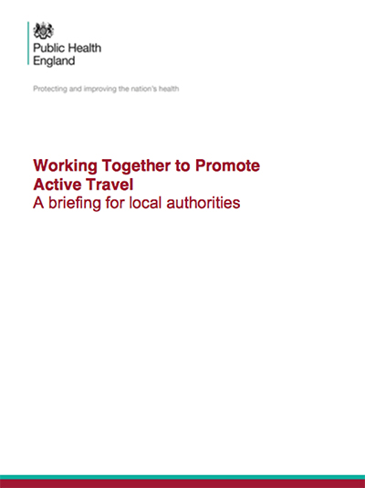 Working Together to Promote Active Travel
